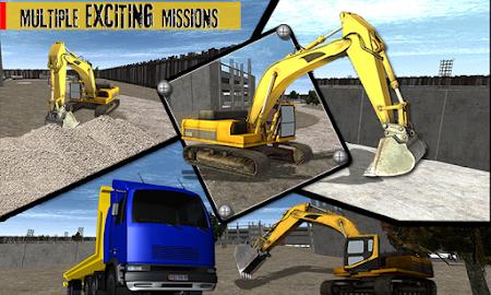 Sand Excavator Crane 1.1 screenshot 70022
