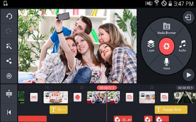 Aplikasi Edit Video Offline Untuk Pc