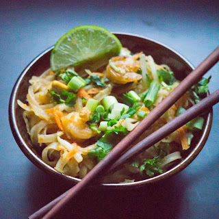 Easy One Pan Pad Thai