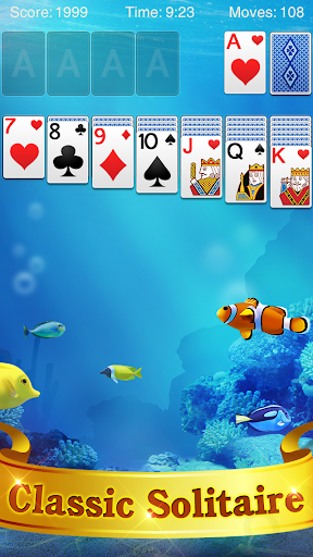 Solitaire 2.9.482 gameplay | by HackJr.Pw 17