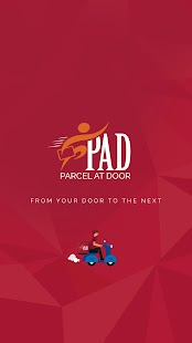PAD (Parcel At Door) - náhled