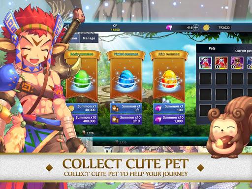 IRIS M - MMORPG 2.33 screenshots 31