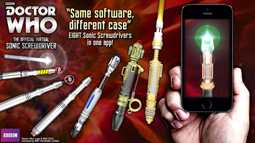 Doctor Who: Sonic Screwdriver