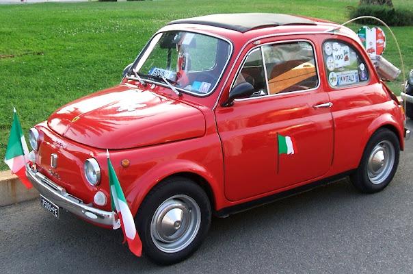 FIAT 500 nazionale ! di ottavioart