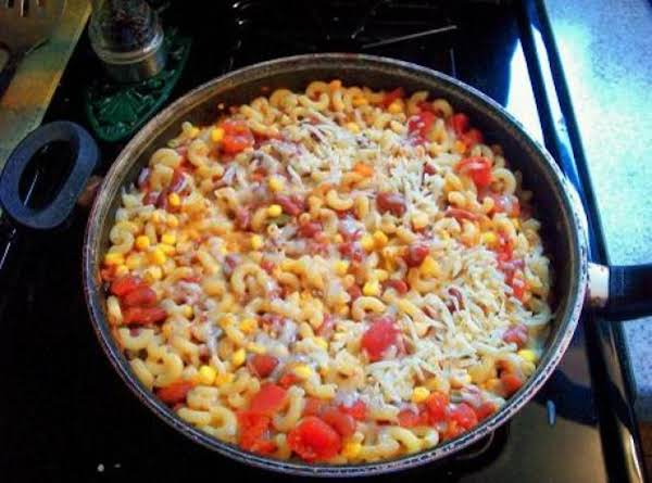 Southwest Skillet Dinner Recipe