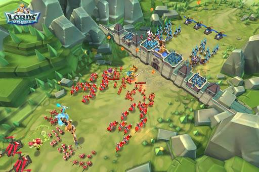 Lords Mobile screenshot 5
