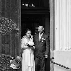 Wedding photographer Máté Mészáros (jazzedbymatt). Photo of 11.06.2016