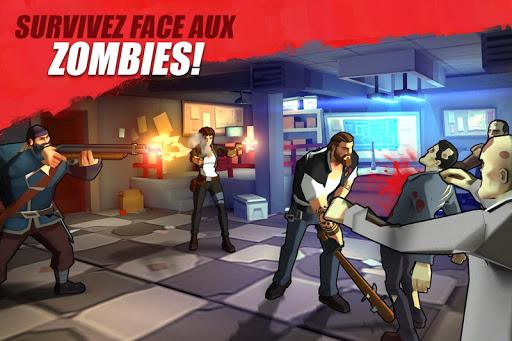 Code Triche Zombie Faction - Battle Games for a New World  APK MOD (Astuce) screenshots 1