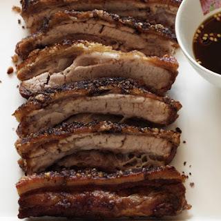 Crispy Five Spice Pork Belly