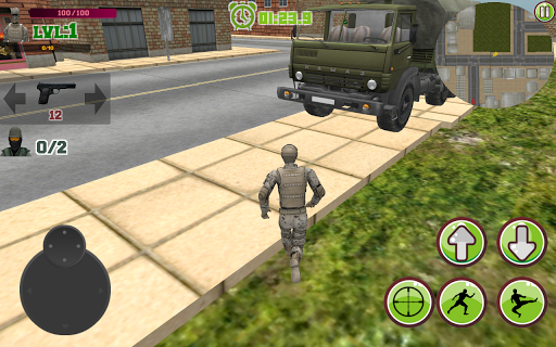 Get Army Truck