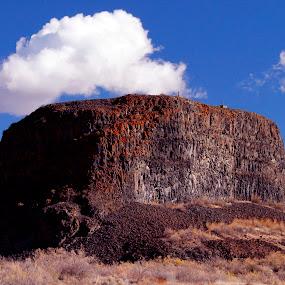 Mesa. by Shawn Vanlith - Landscapes Deserts ( desert, mesa, photo shoot )