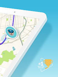 Waze - GPS, Maps, Traffic Alerts & Live Navigation APK screenshot thumbnail 7