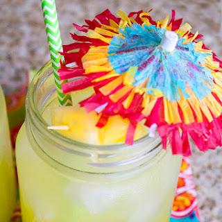 Pineapple Rum Punch.