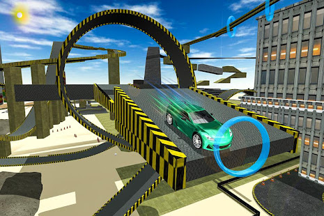 Download Extreme Stunts Tracks: Stunt Car Driving Games 19 For PC Windows and Mac apk screenshot 4