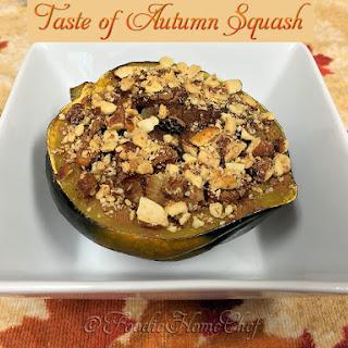 Taste of Autumn Squash.
