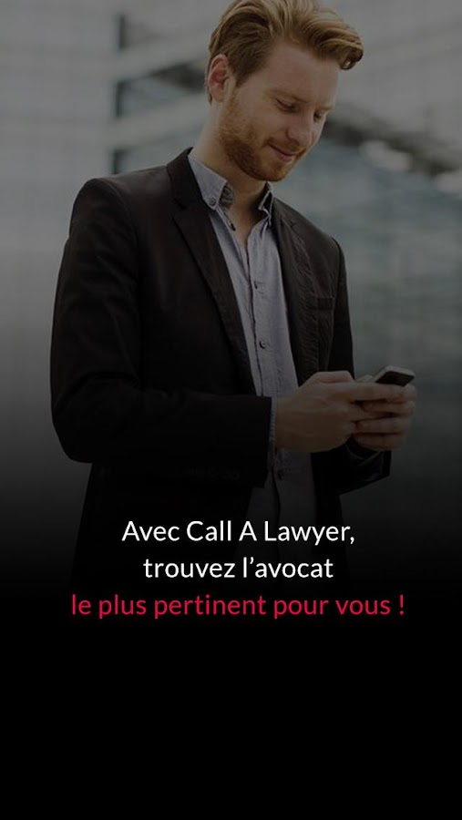 Call A Lawyer – Capture d'écran