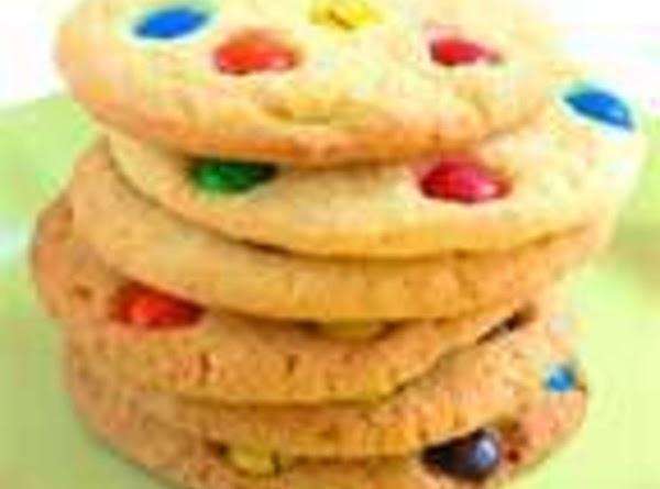 M & M Cookies Recipe