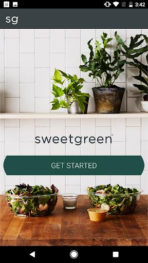 sweetgreen rewards Screenshot