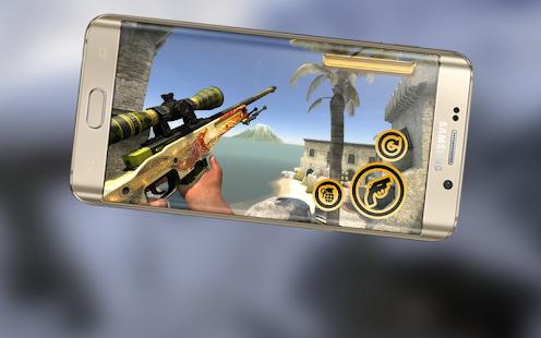 Army Sniper Shooter Assassin Elite Killer 3D Game - náhled
