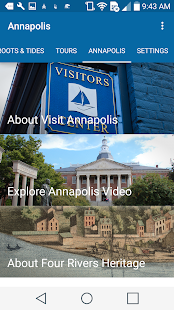 Annapolis Driving Tours- screenshot thumbnail