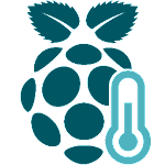 Température by Raspberry Icon