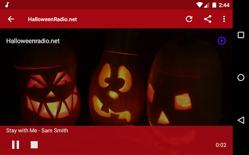Halloween Radio - Android Apps on Google Play