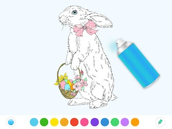InColor - Coloring Books 2018 APK screenshot thumbnail 17