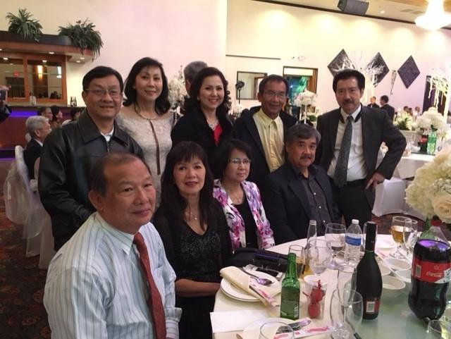 Dự đám cưới con của Tiến Việt k2  h2