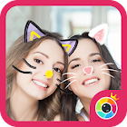 Sweet Snap - live filter , Selfie photo edit icon