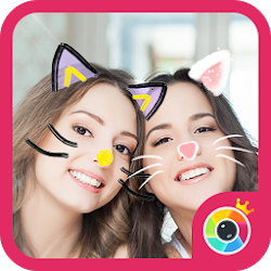 Sweetselfie Face filter - live sticker