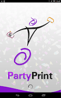 Screenshot of Party Print
