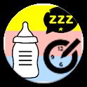 Breastfeeding helper icon