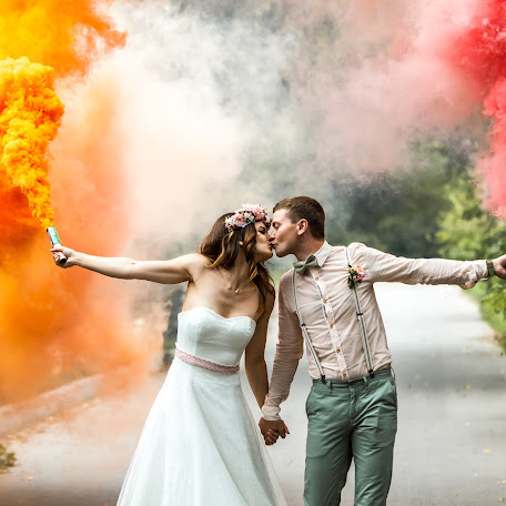Wedding photographer Ekaterina Nagornova (Katrisha). Photo of 08.09.2016