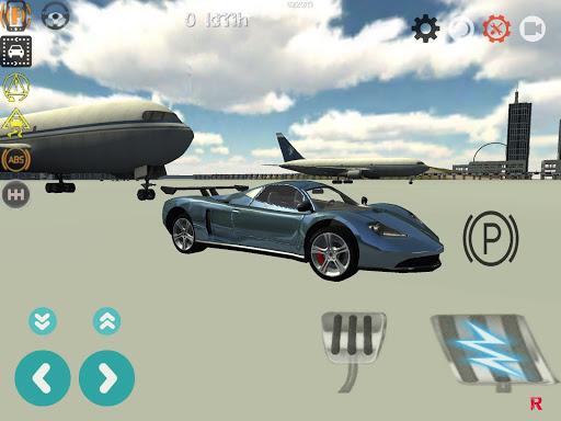 Car Drift Simulator 3D apkpoly screenshots 2