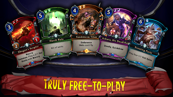 Eternal Card Game- screenshot thumbnail