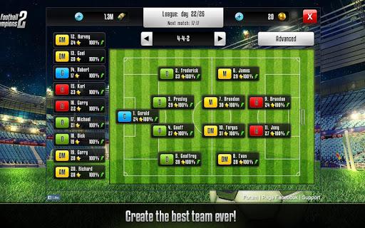 Football Champions apktram screenshots 7