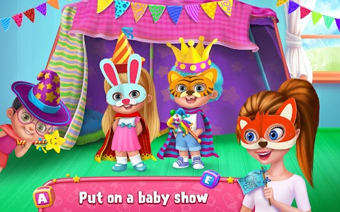 Babysitter first day mania baby care crazy time android apps babysitter first day mania baby care crazy time screenshot thumbnail negle Choice Image