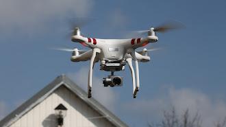 """""""No puedo precisar dónde se emplean drones para controlar movimientos""""."""