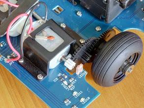 Photo: AAR-04 broken motor holder