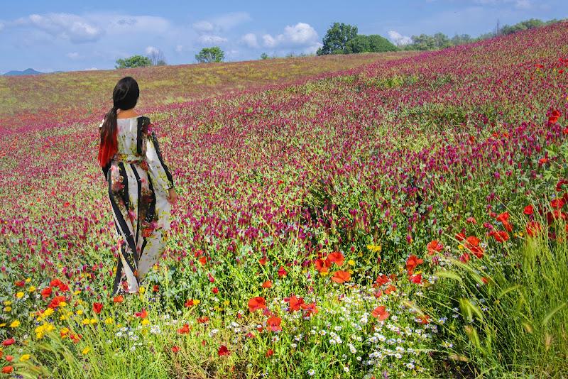 Fiore tra i fiori di si