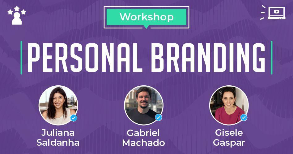 Workshop Gratuito de Personal Branding
