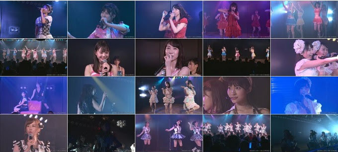 180908 AKB48 高橋朱里チームB 「シアターの女神」 公演 初日 LIVE 720p