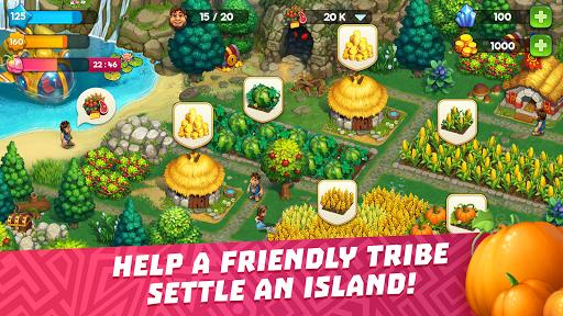 The Tribez: Build a Village screenshot 12