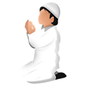 islamic prayer times صلاة icon