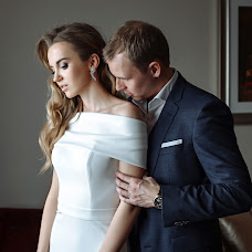 Wedding photographer Aleksandr Kasperskiy (Kaspersky). Photo of 08.11.2017