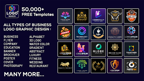 Logo Maker Free Logo Designer Logo Creator App For Pc Windows 7 8 10 Mac Free Download Guide