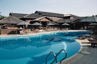 Photo: Hilton de Batang Ai au Sarawak en Malaisie