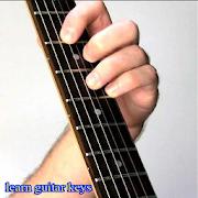 learn guitar keys