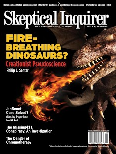 Skeptical Inquirer- screenshot thumbnail
