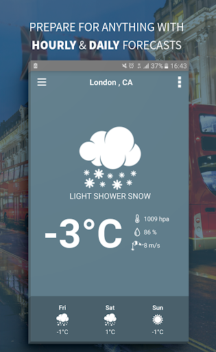Climate Weather Forecast Pro  screenshots 1